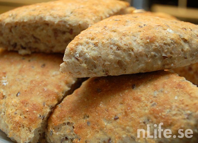 grova scones recept